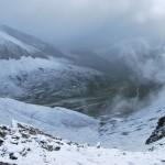 Schneegrenze am Großglockner