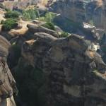 Meteora - monastery view