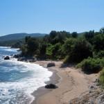 Eastern seaside of Greece